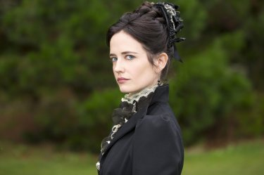 Penny Dreadful: Eva Green in una scena dell'episodio Night Work