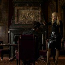 3 Days to Kill: Amber Heard in una tesa scena del film