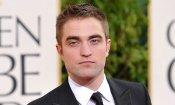 Robert Pattinson e Robert De Niro in Idol's Eye