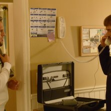Fargo: Billy Bob Thornton e Glenn Howerton nell'episodio The Six Ungraspables