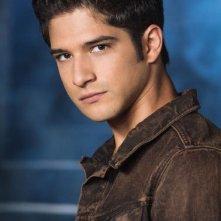 Teen Wolf: Tyler Posey in un'immagine promozionale per la quarta stagione