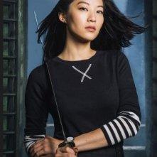 Teen Wolf: Arden Cho in un'immagine promozionale per la quarta stagione