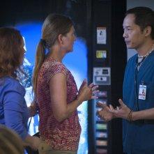 The Night Shift: Ken Leung nel primo episodio della serie