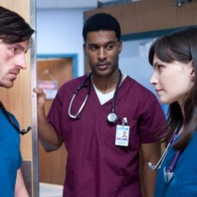 The Night Shift: Eoin Macken, JR Lemmon e Jill Filnt nel primo episodio