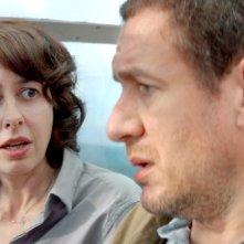 Tutta colpa del vulcano: Valérie Bonneton e Dany Boon in una scena del film