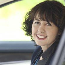Tutta colpa del vulcano: Valérie Bonneton sorride in una scena del film