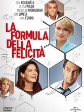 La cover del DVD di La formula della felicità