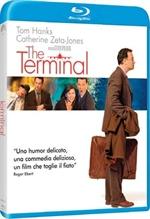 La cover del blu-ray di The Terminal
