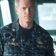 The Last Ship: Eric Dane in una scena