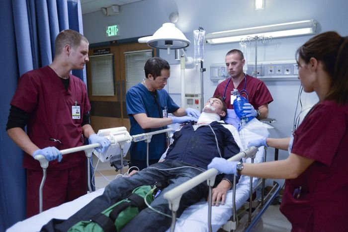 The Night Shift 1X02   Second Chances 1