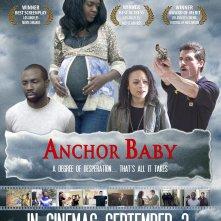 Locandina di Anchor Baby