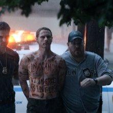 Liberaci dal male: Eric Bana con Sean Harris e Mike Houston in una scena del film