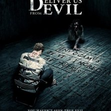 Deliver Us From Evil: la locandina