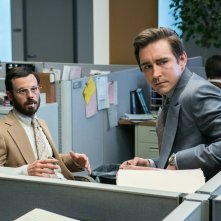Halt and Catch Fire: Lee Pace e Scoot McNairy nel primo episodio della serie
