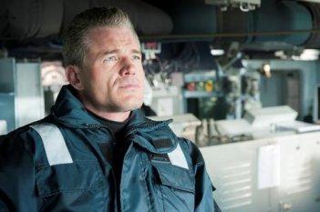 The Last Ship: Eric Dane in una scena della prima stagione