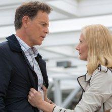 Un amore senza fine: Bruce Greenwood e Joely Richardson in una scena del film
