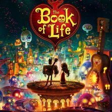 Locandina di Book of Life