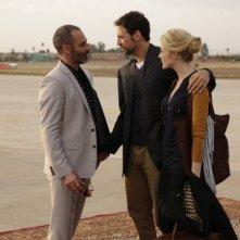 Tyrant: Adam Rayner, Ashraf Barhom, Jennifer Finnegan nel pilot della serie