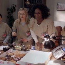Orange Is the New Black: una scena dell'episodio Blood Donut
