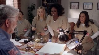 Orange Is the New Black: una scena dell'episodio Blood Donut