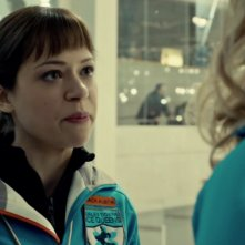 Orphan Black: Tatiana Maslany nell'episodio Entangled Bank