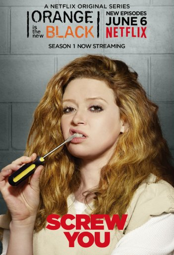 Orange Is the New Black: character poster per Natasha Lyonne