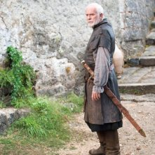 Il trono di spade: Ian McElhinney nell'episodio The Mountain and the Viper
