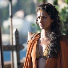 Il trono di spade: Indira Varma nell'episodio The Mountain and the Viper