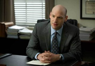 House of Cards: Corey Stoll in una scena della serie