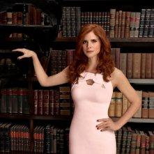 Suits: Sarah Rafferty in un'immagine promozionale della quarta stagione