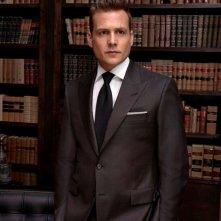 Suits: Gabriel Macht in un'immagine promozionale della quarta stagione