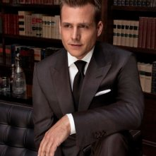 Suits: Gabriel Macht in una foto promozionale della quarta stagione