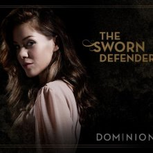 Dominion: character poster per Roxanne McKee