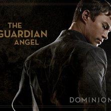 Dominion: character poster per Tom Wisdom