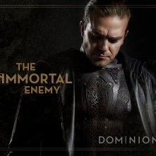 Dominion: character poster per Carl Beukes
