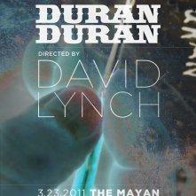 Locandina di Duran Duran: Unstaged