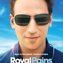 Royal Pains: character poster per Mark Feuerstein