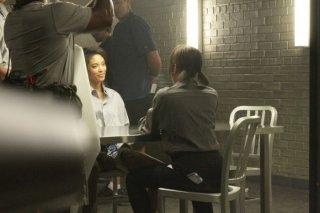 Sleepy Hollow: un'immagine sul set della seconda stagione