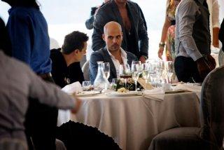 Gomorra - la serie: Marco D'Amore (Ciro) nella prima stagione