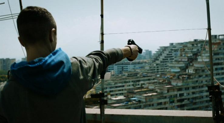 Gomorra - la serie: una immagine della prima stagione