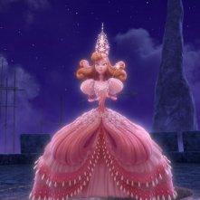 Il magico mondo di Oz: Glinda in una colorata scena del film