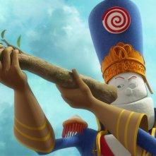 Il magico mondo di Oz: Marshal Mallow in una scena del film