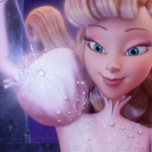 Il magico mondo di Oz: la luminosa Glinda in una scena del film