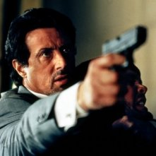 Sylvester Stallone in una scena di La vendetta di Carter