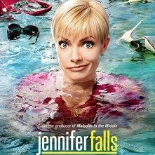 Jennifer Falls: poster per la prima stagione