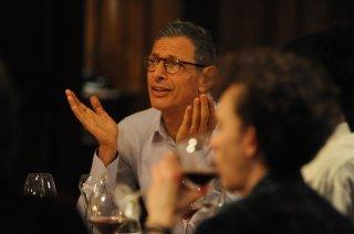 Le Week-end: Jeff Goldblum in una scena del film