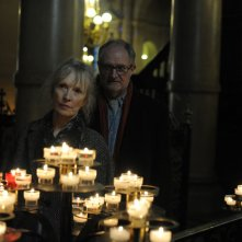 Le Week-end: Jim Broadbent e Lindsay Duncan in un'immagine del film