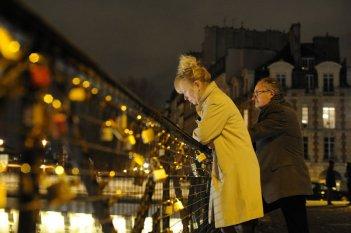 Le Week-end: Jim Broadbent e Lindsay Duncan in una scena del film