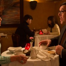 Mr. Sloane: Nick Frost e Ophelia Lovibond durante una scena della serie