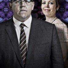Mr. Sloane: la locandina per la prima stagione della serie